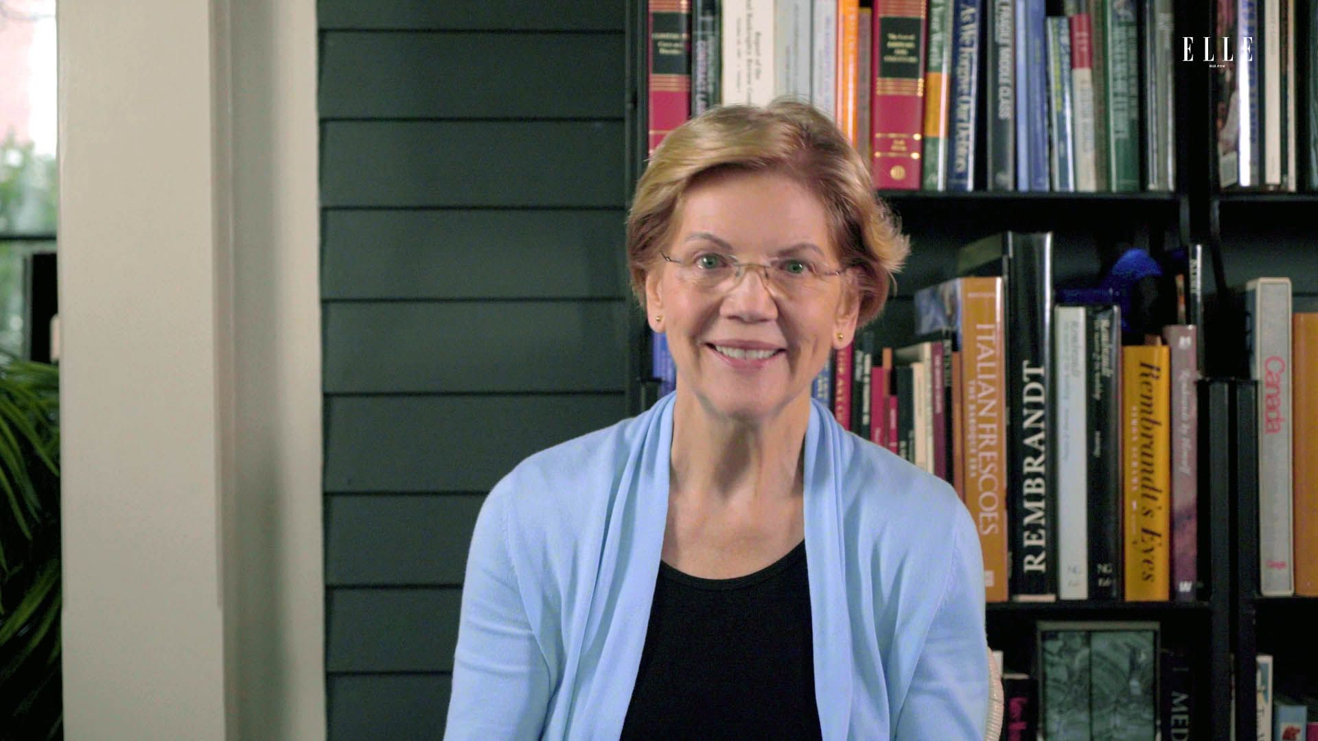 Elizabeth Warren Wants You to Ditch That Guy, Get a Dog, and Vote to Tax the Wealthy