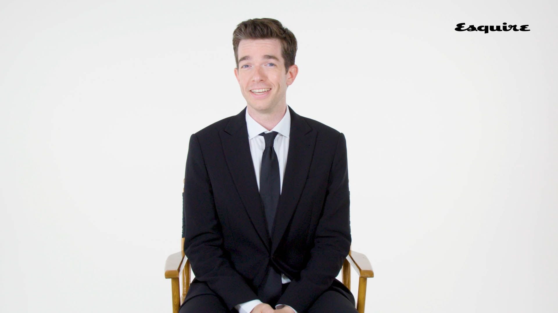 John Mulaney Says Adapting is Part of Becoming 'A Better Comedian'