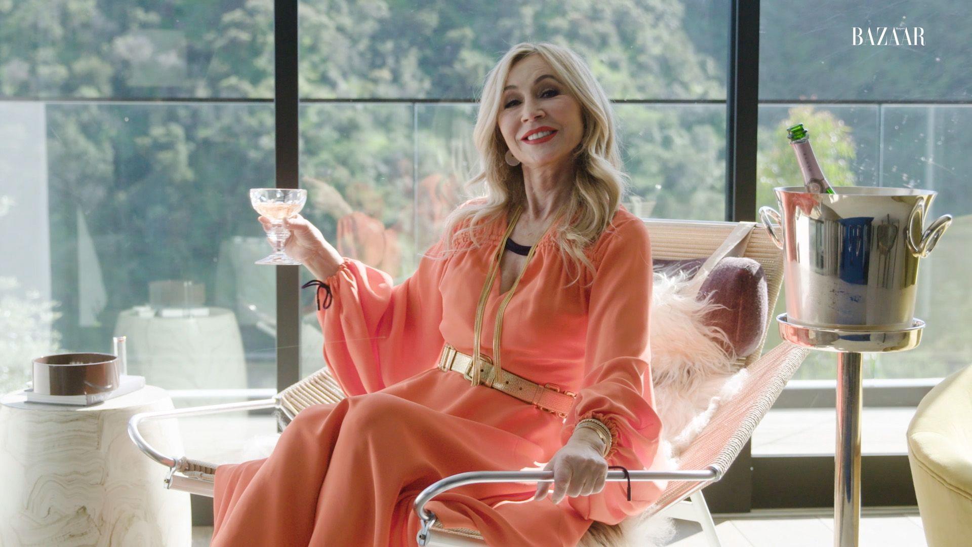 Watch Anastasia Soare's Nightly Skincare Routine