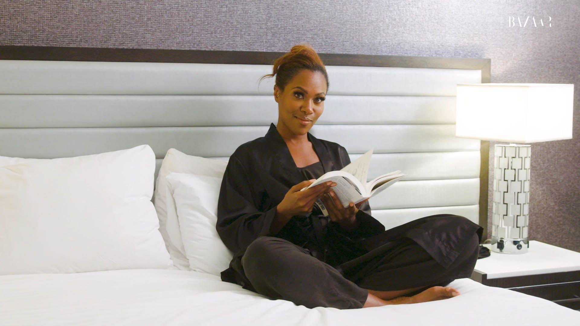 DeWanda Wise's Nighttime Skincare Routine
