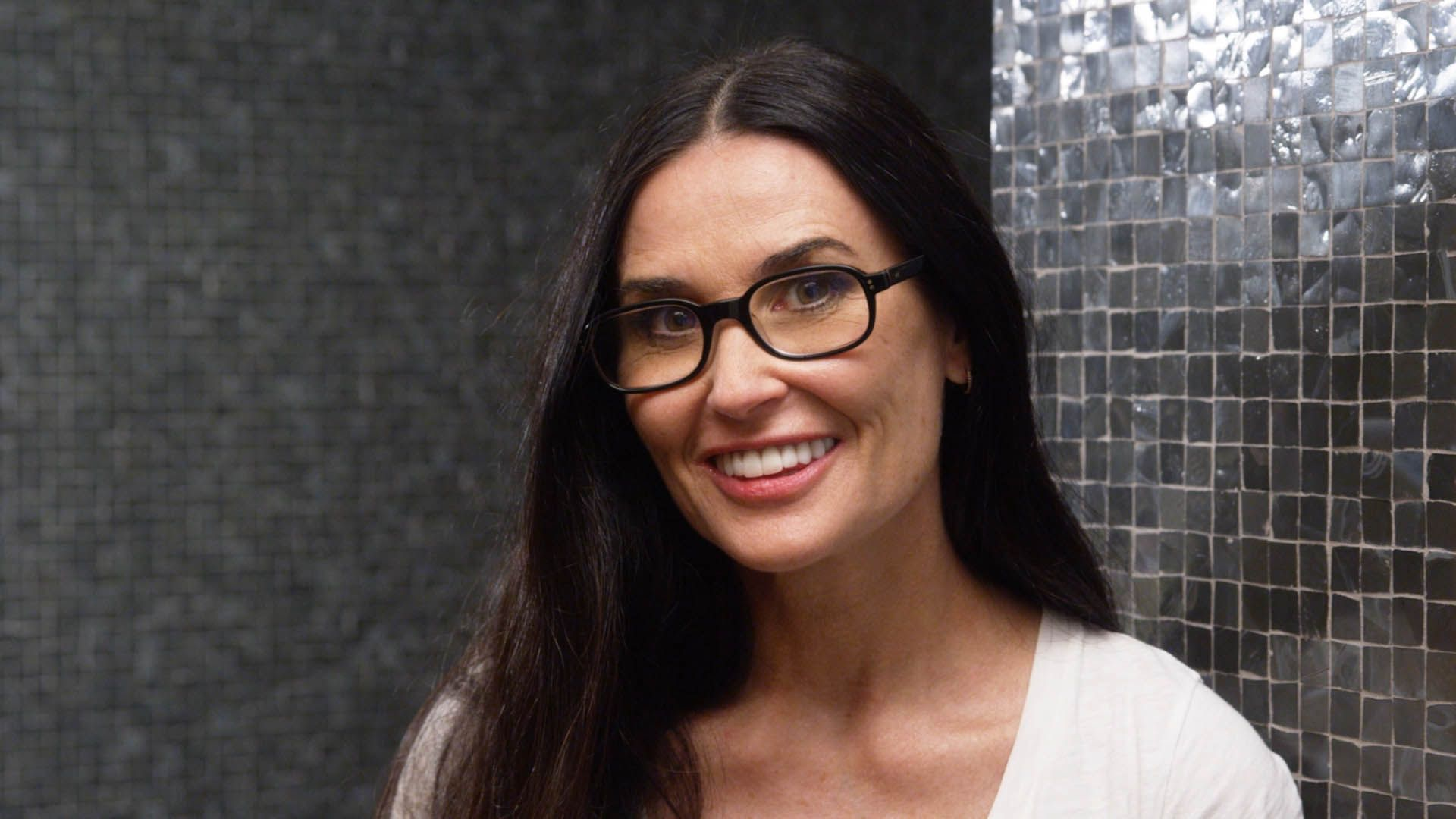 Watch Demi Moore's Nightly Skin Care Routine