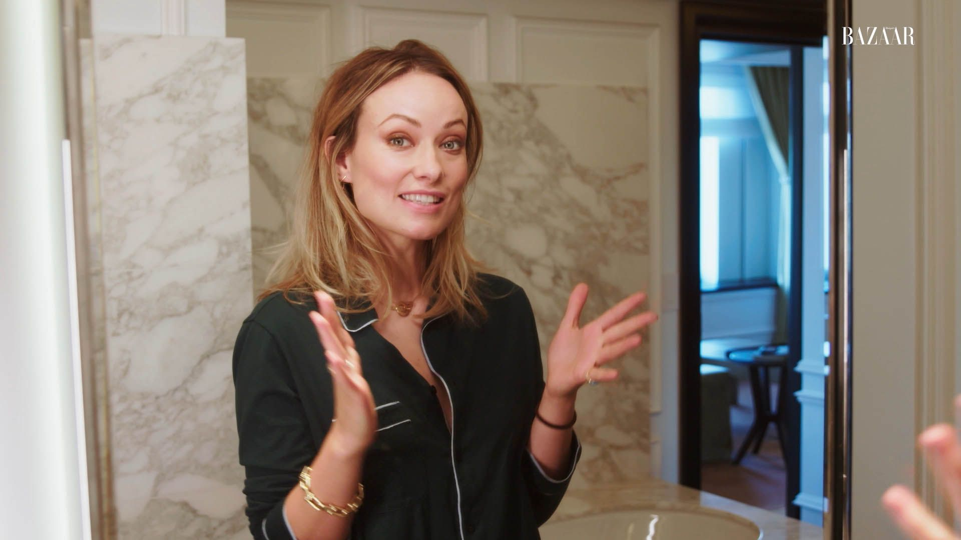 Olivia Wilde Shares Her Nontoxic Nighttime Skin Care Routine