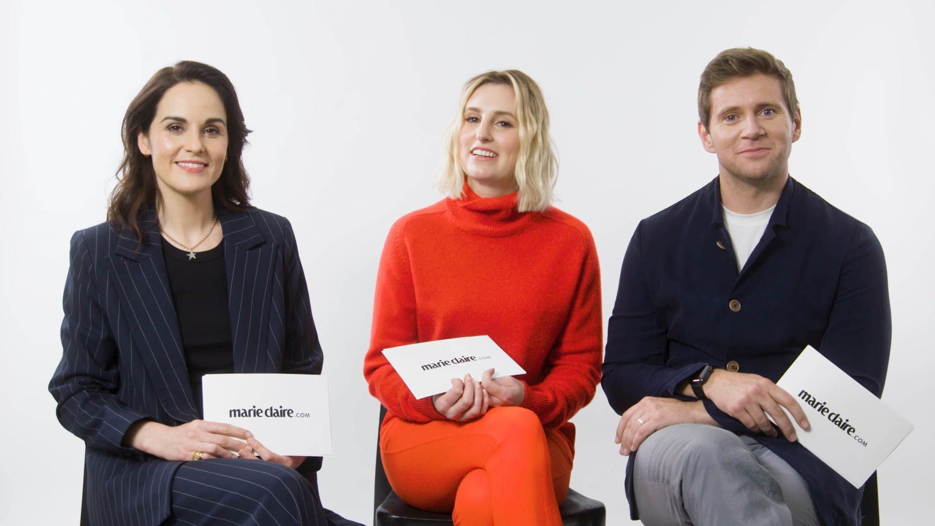 How Well Do the 'Downton Abbey' Stars Really Know Each Other
