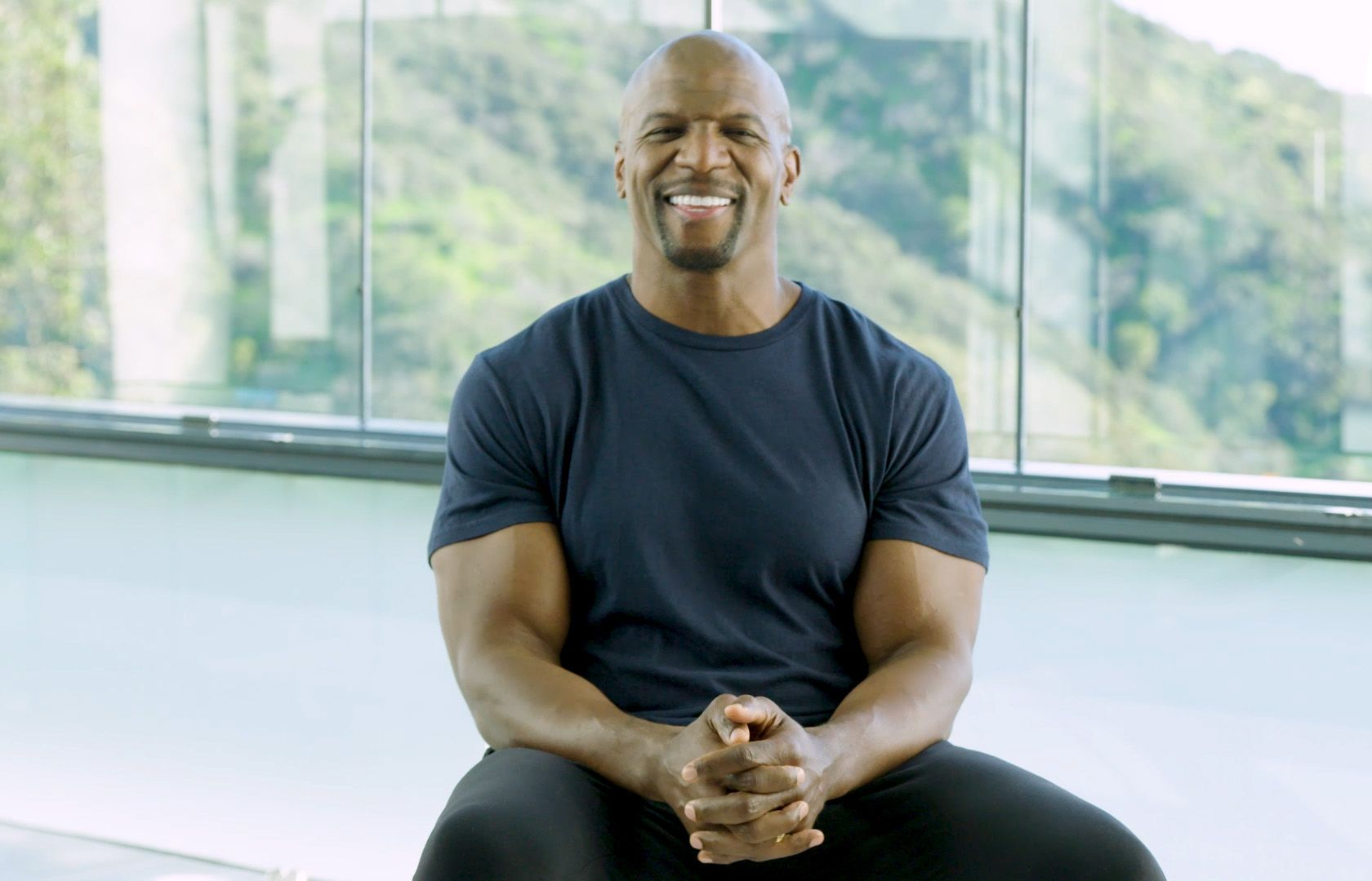 Why Terry Crews Kept His NFL Concussion Secret