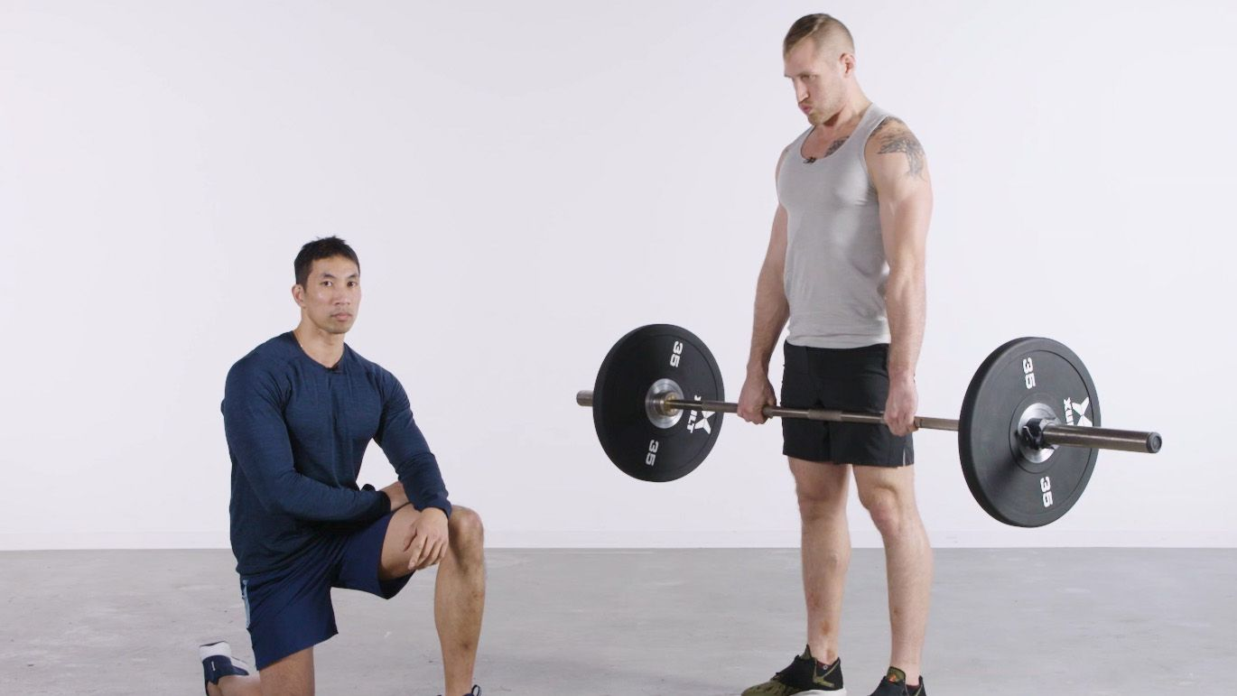 How to Master the Deadlift