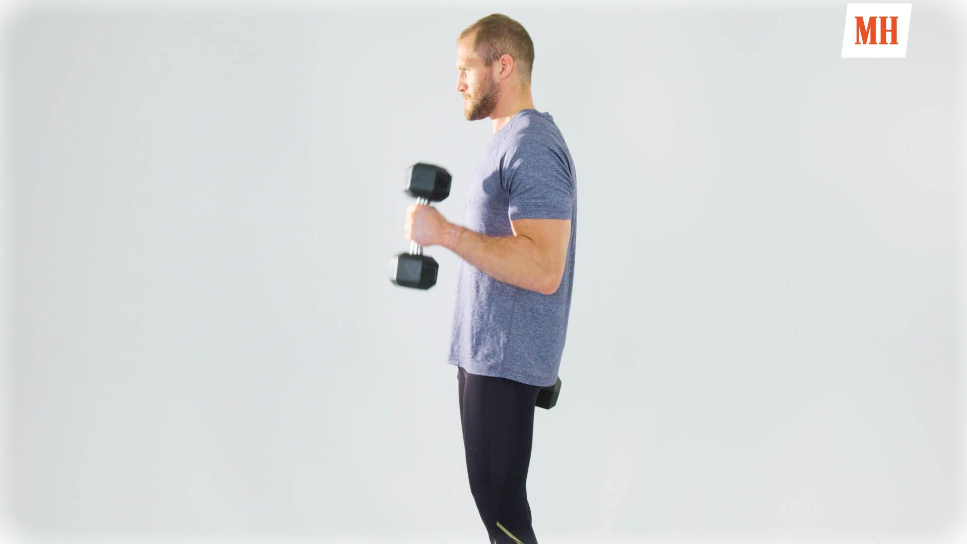 Build Sleeve-Bursting Biceps With the Hammer Curl