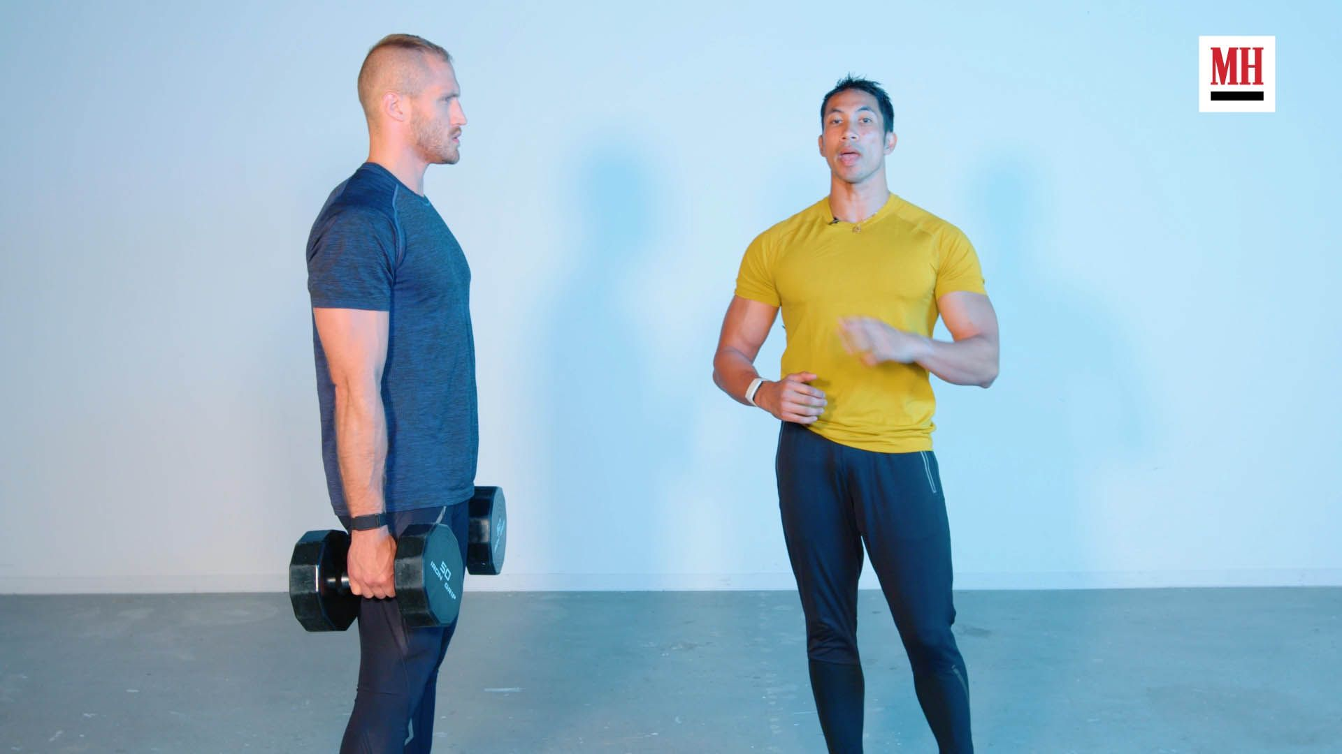 Build Real Total Body Strength With Farmer's Walks