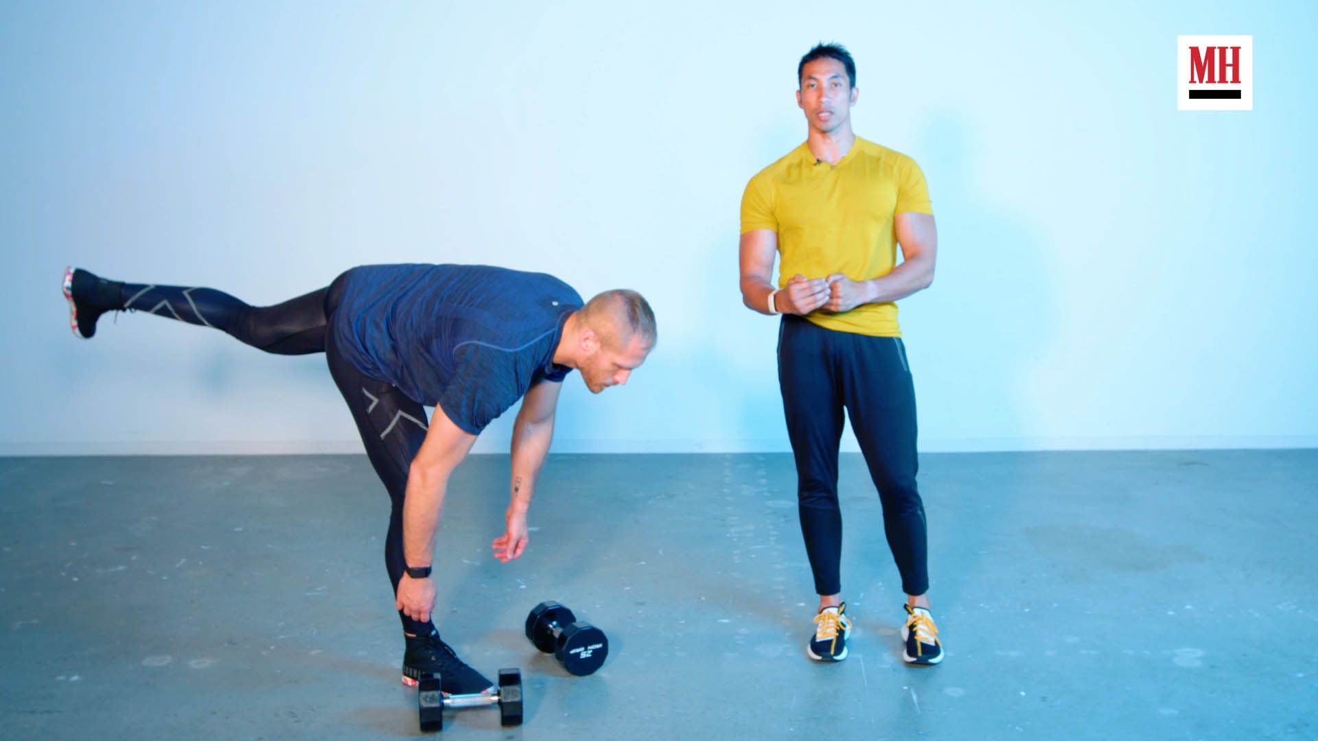 Single-Leg Deadlifts Can Boost Your Running—Here's How to Do Them