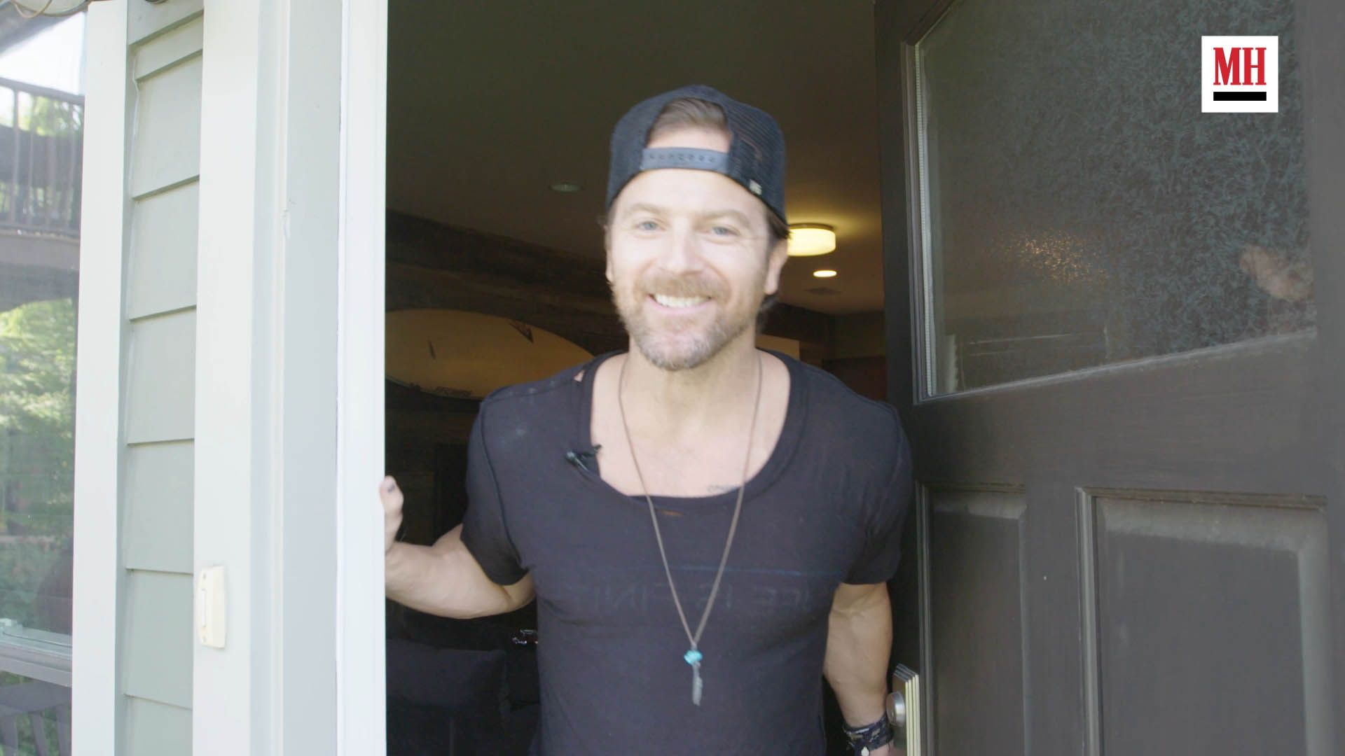 Country Star Kip Moore Is Ripped as Hell—And He's Never Used a Trainer