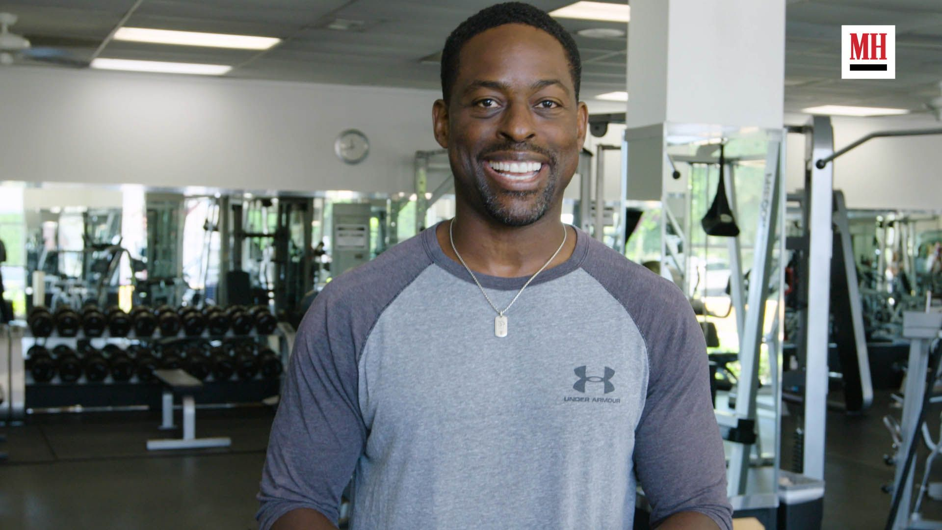 The Workout Sterling K. Brown Uses to Keep His Six-Pack Tight