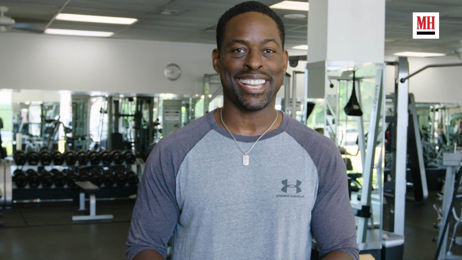 Sterling K. Brown's Fitness Mindset Keeps Him In Killer Shape After 40