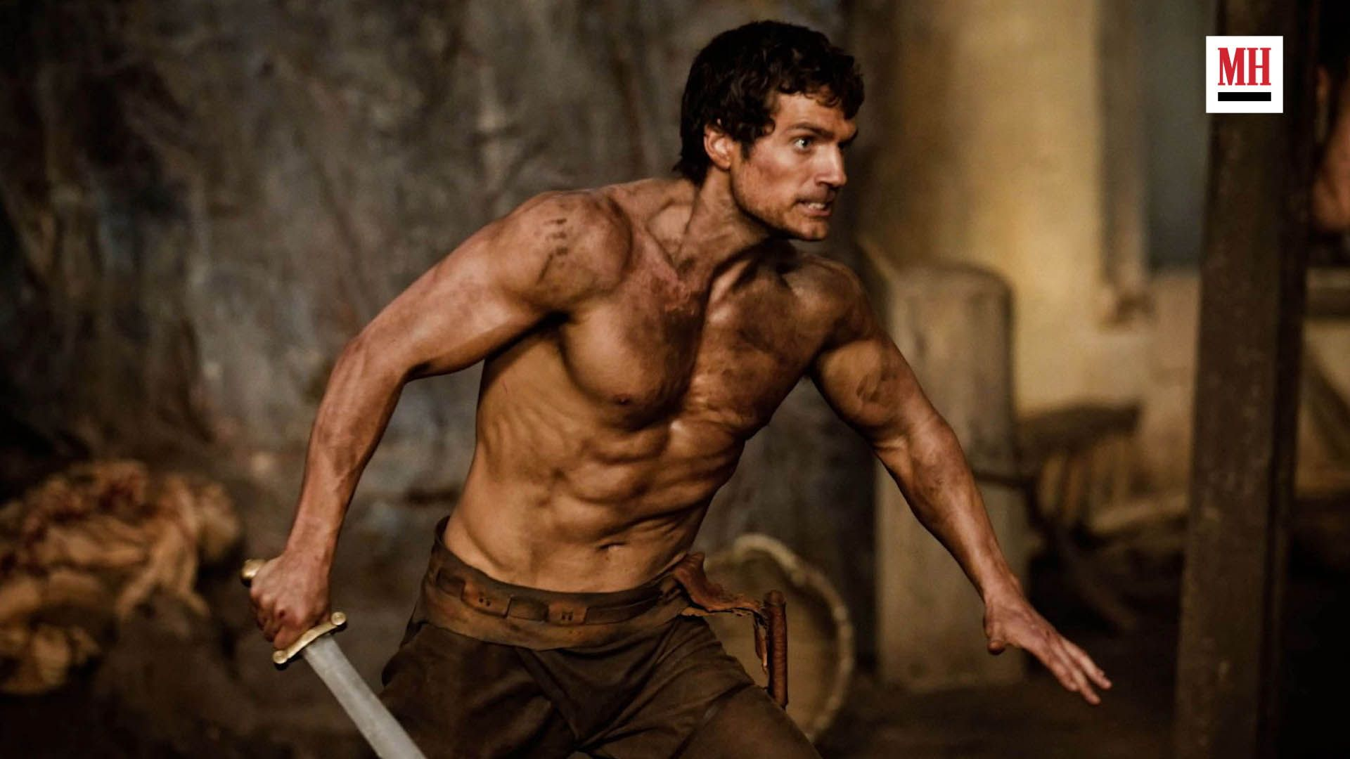 Here's What it Feels Like to Do Henry Cavill's Superman Diet and Training Routine