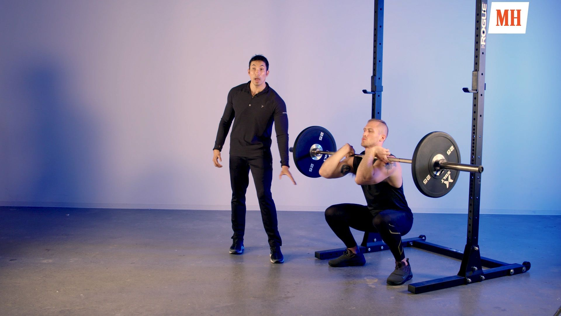 How to Master the Front Squat