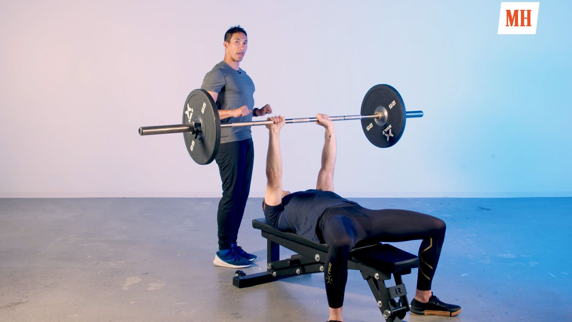 You're Doing the Close Grip Bench Press Wrong. Here's How to Fix That.