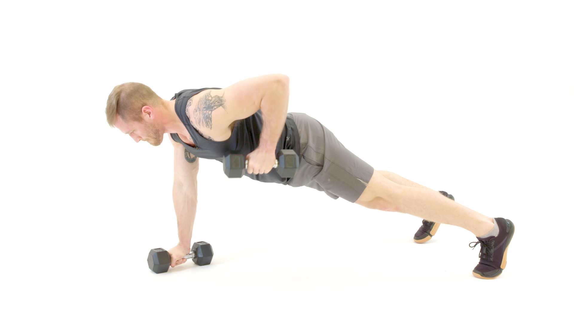 You're Doing the Renegade Row Wrong. Here's How to Fix That.