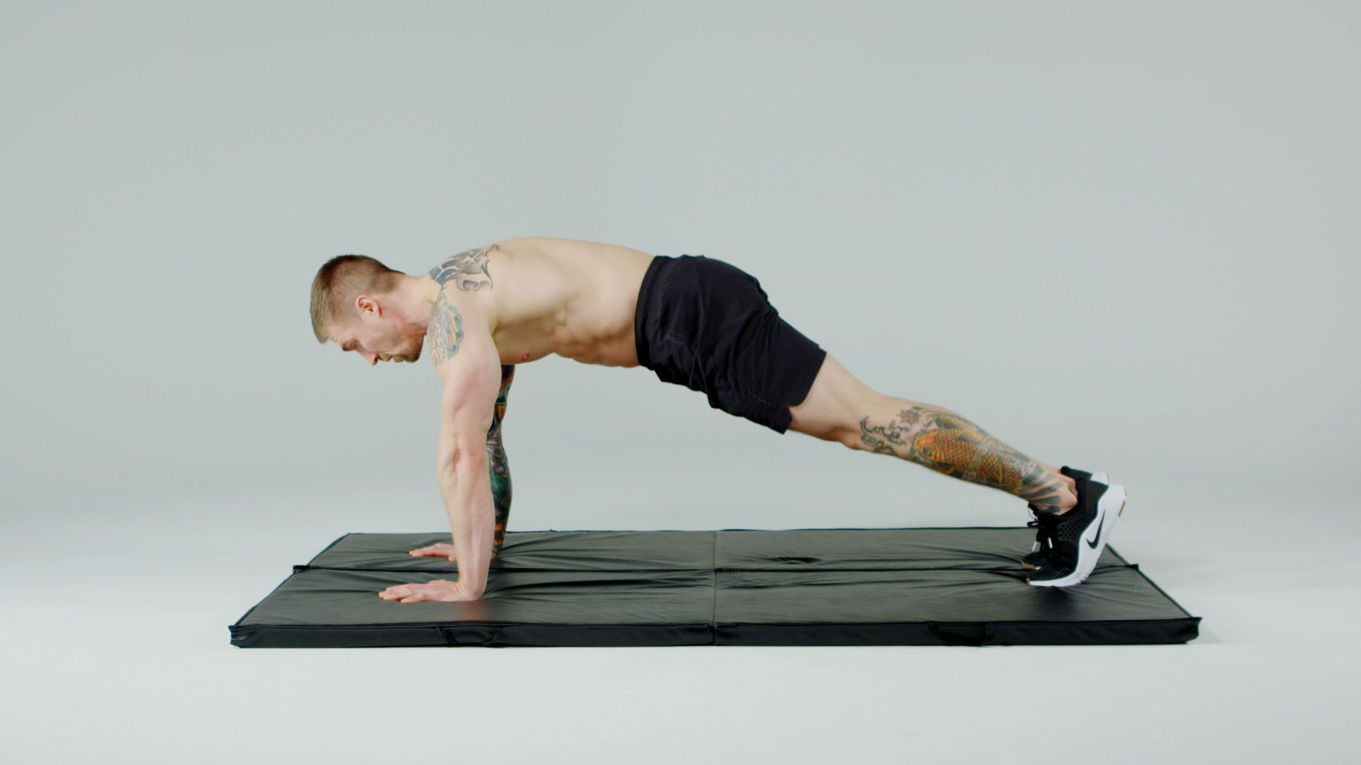 How to Master the Superman Pushup