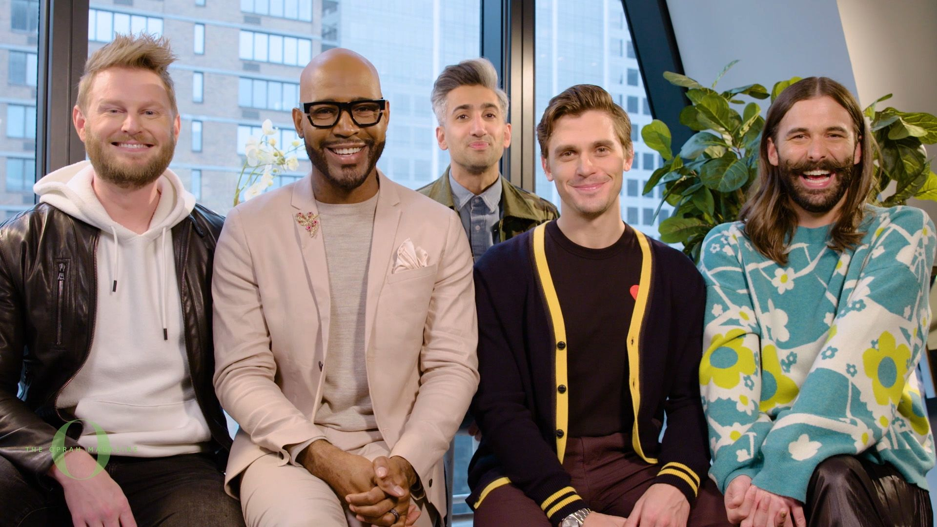 Watch Queer Eye's Fab Five Debate Whether It's Fair to Check Your Partner's Phone