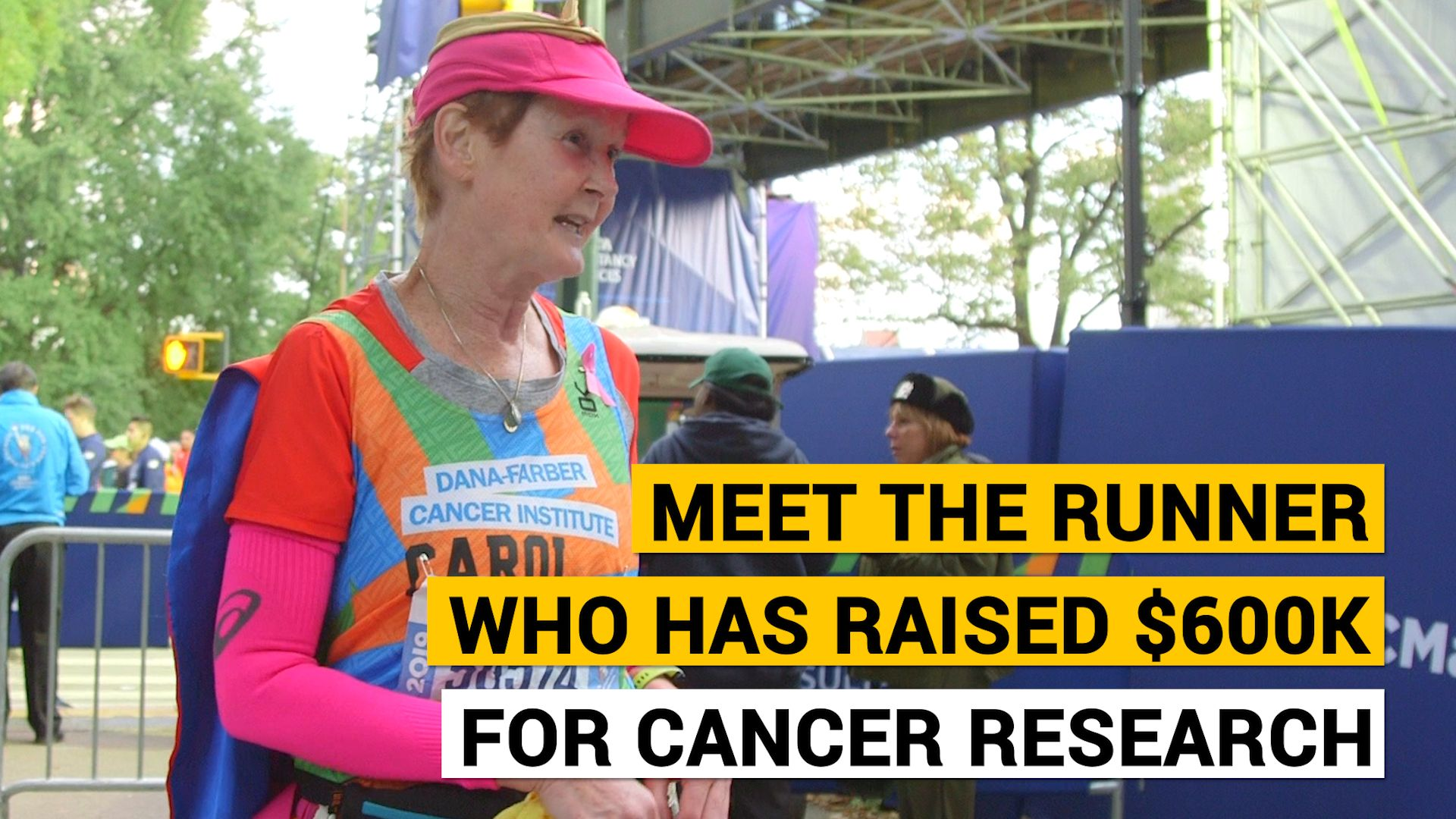 Cancer Is a Constant, But So Too Is Running