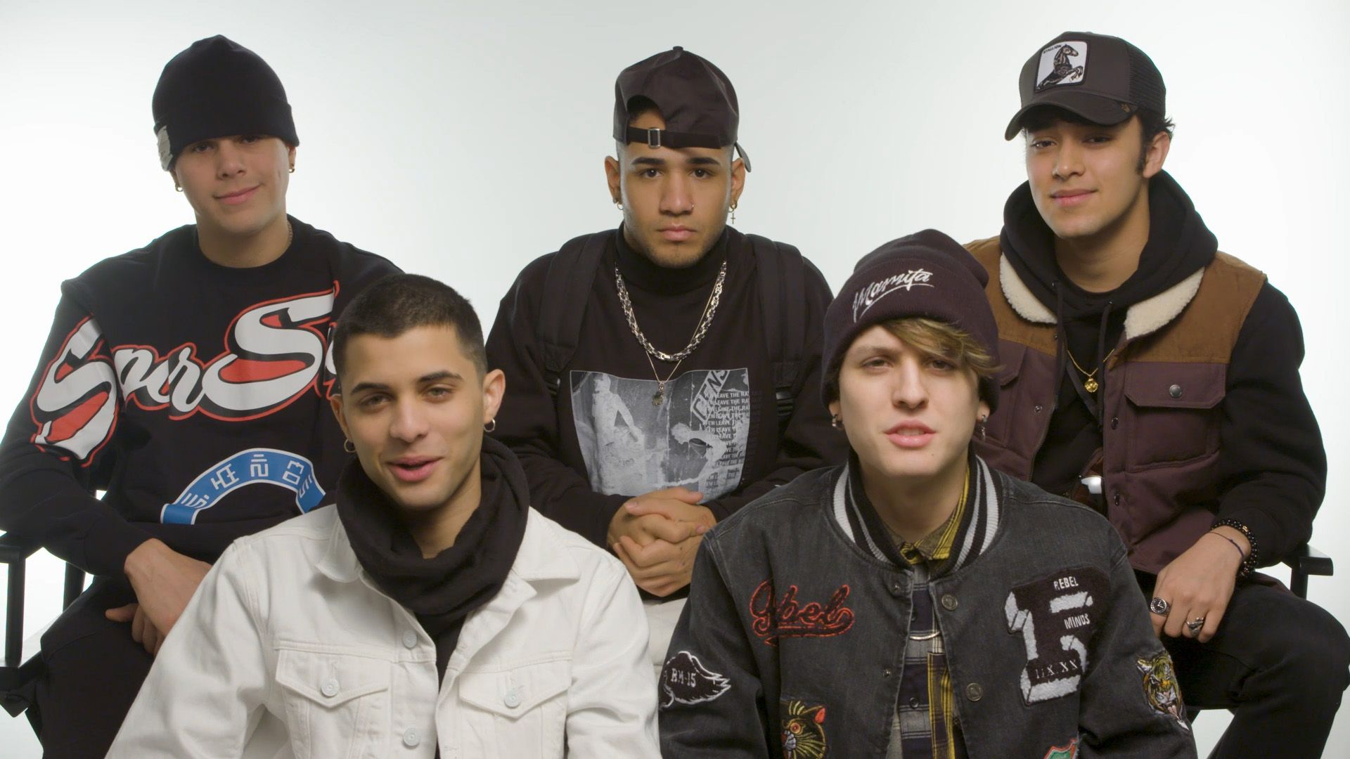 CNCO Facts, Ages and Everything You Need to Know - CNCO Members