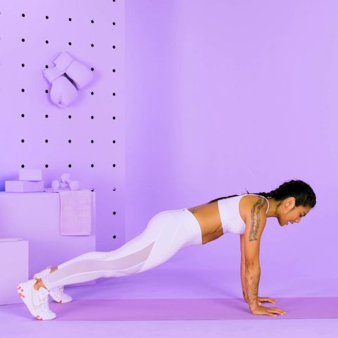 Physical fitness, Shoulder, Yoga, Arm, Leg, Joint, Exercise, Purple, Knee, Pilates,