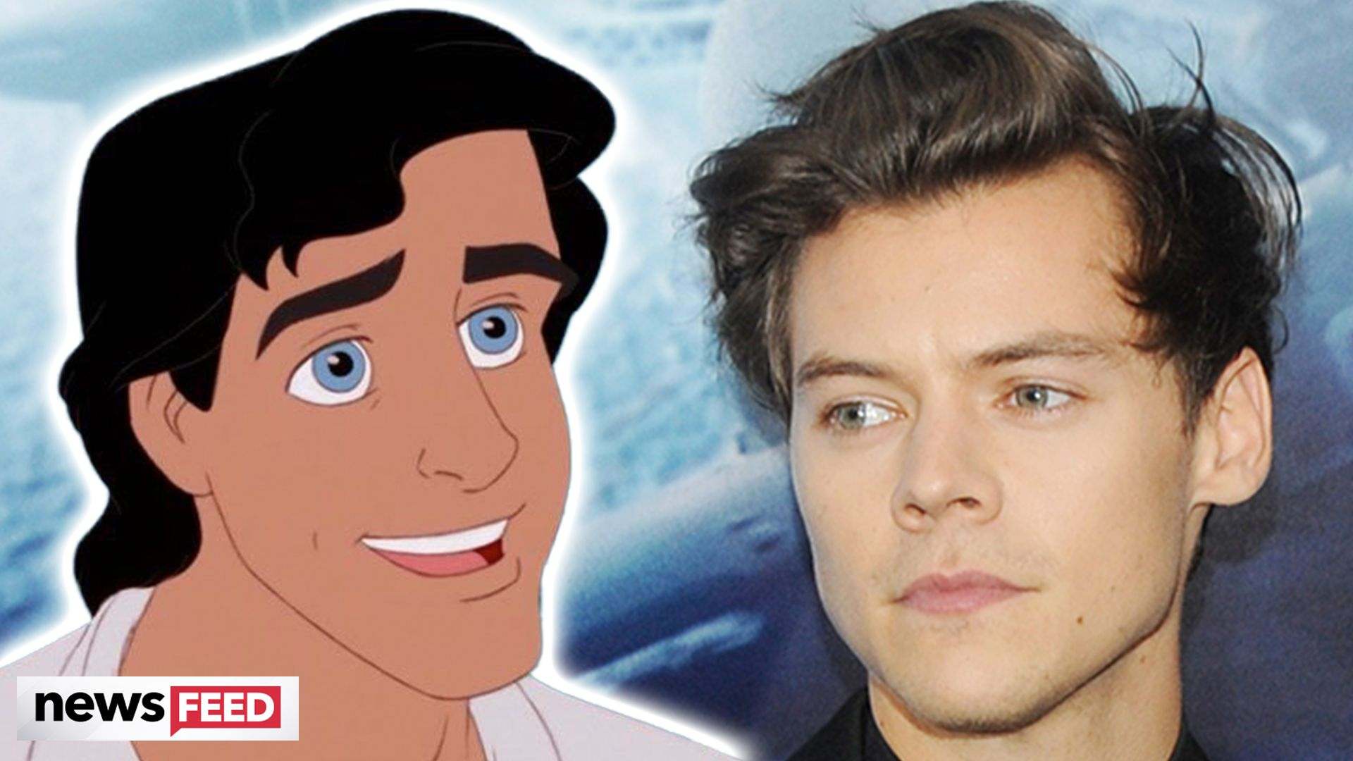 Harry Styles just channelled Princess Diana in a festive woolly vest
