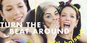 Turn the Beat Around with Halsey and Denika