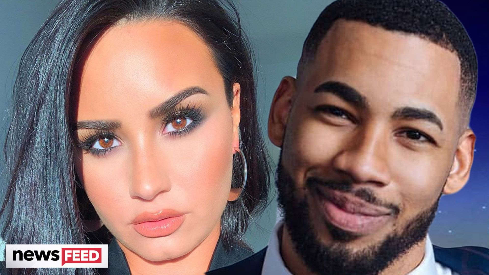 Yes, Demi Lovato And Mike Johnson From 'The Bachelorette' Are, In Fact, Dating