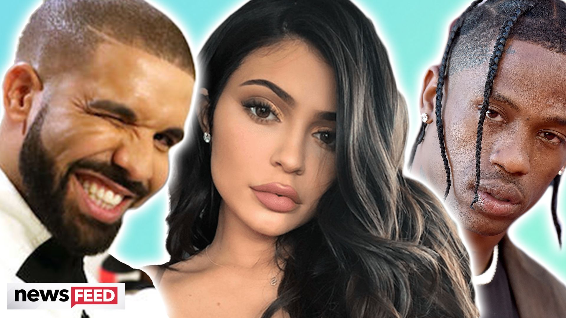 Um, Kylie Jenner Is Allegedly Seeing Drake to Make Travis Scott Jealous