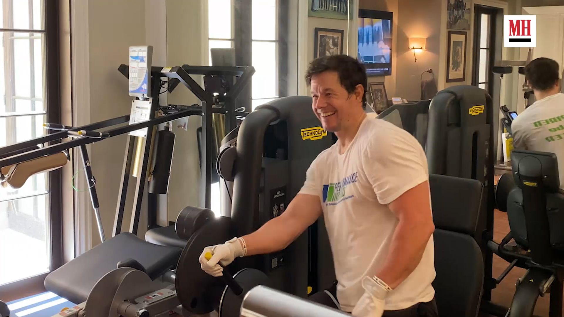 Mark Wahlberg Gained 20 Pounds in Just Three Weeks for a Role