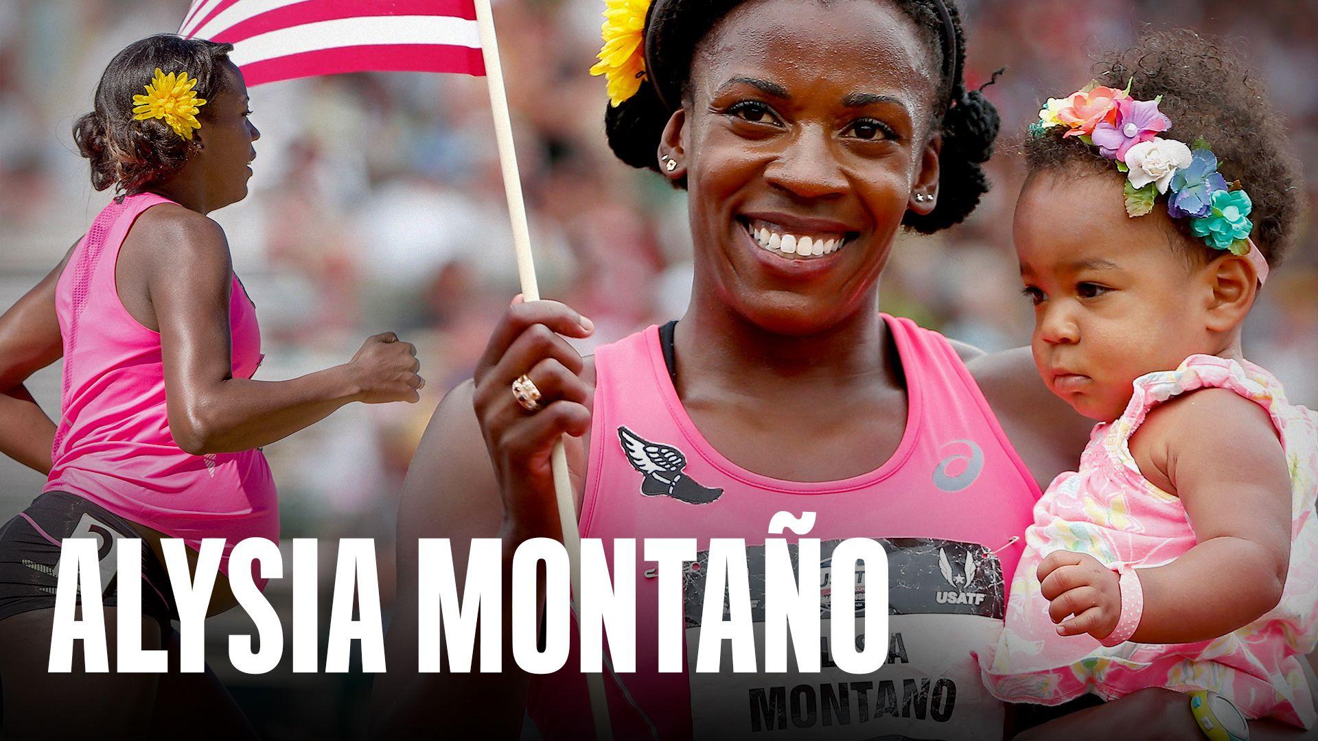 Alysia Montaño Is the Hero of This Story
