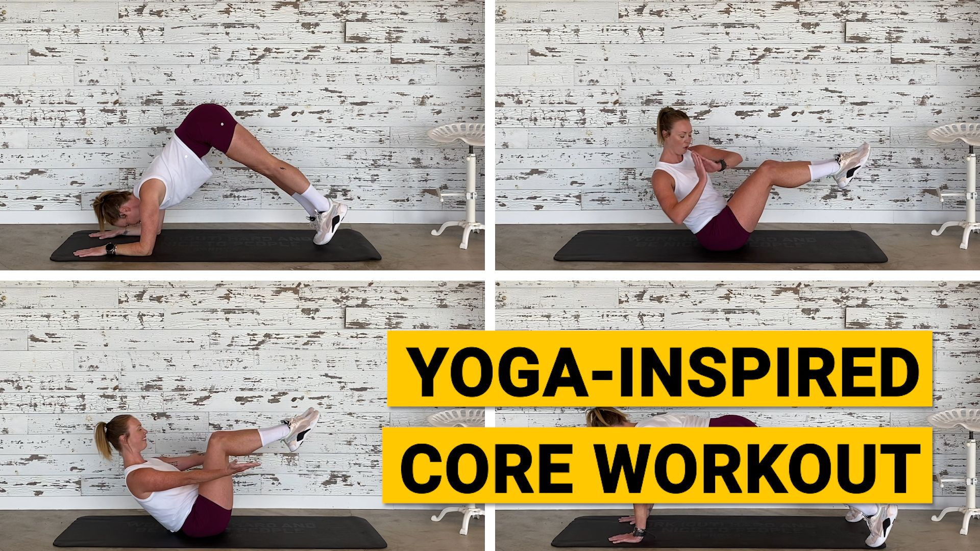 This Yoga Abs Workout (Just 5 Moves!) Will Build Flexibility and Mobility