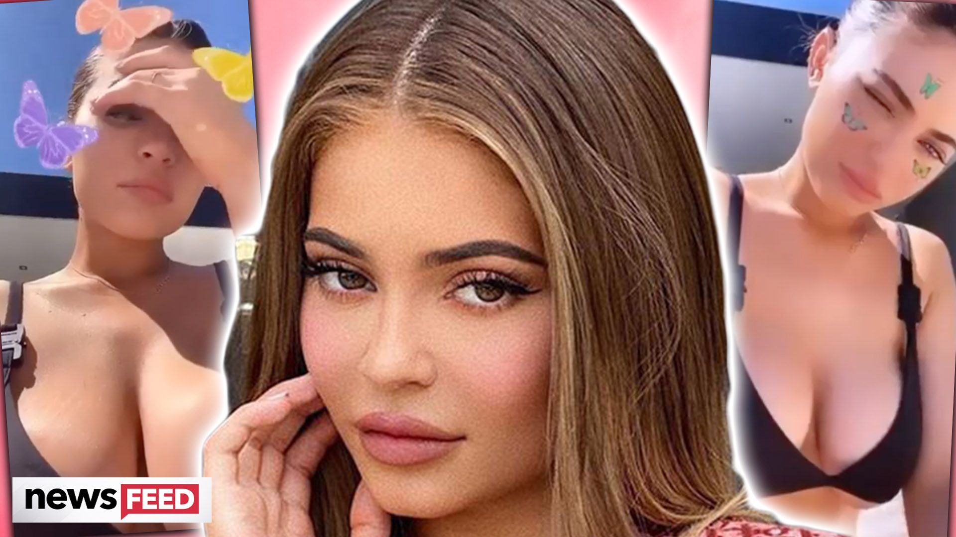 Chicago West Just Complimented Stormi Webster's Hair in an Adorable Video