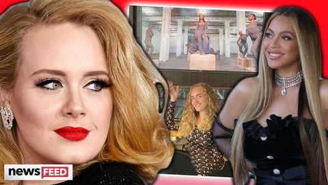 Adele Accused Of Cultural Appropriation For Wearing Bantu Knots