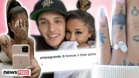 How Much Is Ariana Grande's Engagement Ring Worth?