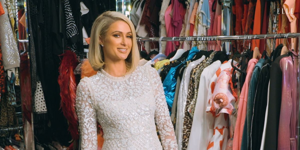 Let Paris Hilton Take You Through Her Closet and Show You Her Biggest Splurge to Date