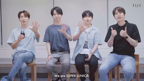 preview for Super Junior | Song Association