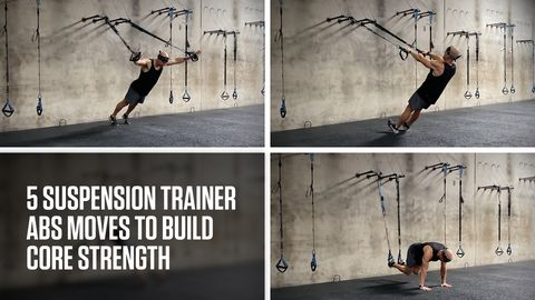 preview for 5 Suspension Trainer Abs Moves to Build Core Strength