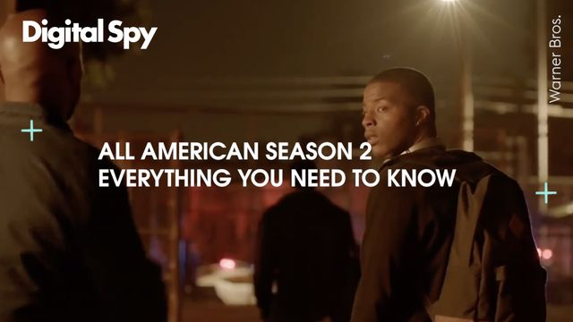 All American Season 2 - release date, plot, cast and more