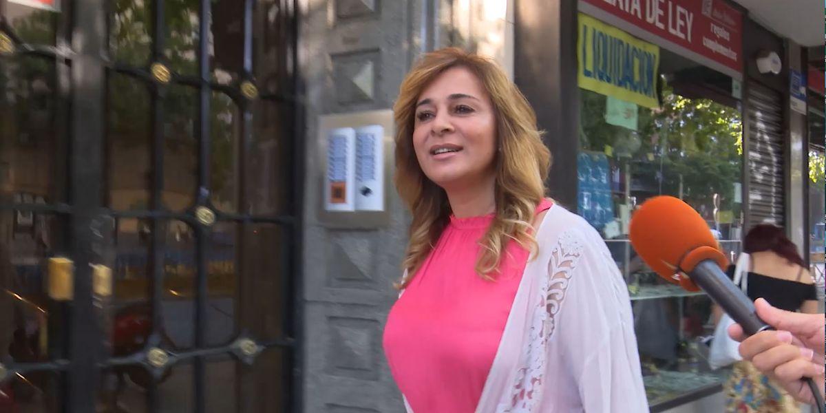 Ana María Aldón apoya a Gloria Camila tras su ruptura