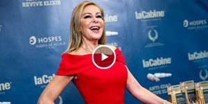 Ana Obregón, presentadora, Aless Lequio, Álex Lecquio. salud de su hijo, Cancer Aless Lequio, recaída Aless Lequio,