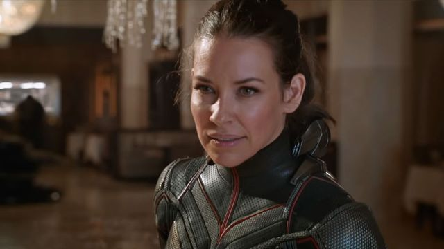 Evangeline Lilly calls out male Marvel stars over costumes