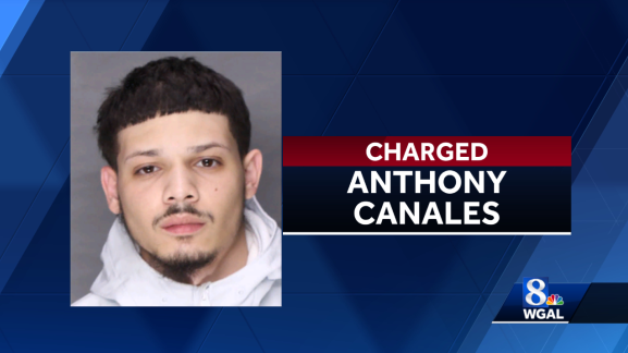 Lebanon man charged in shooting that critically injured 20-year-old