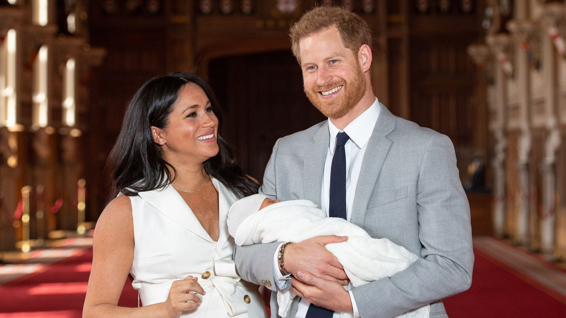 Meghan Markle and Prince Harry Are Reportedly Planning to Bring Baby Archie on a Royal Visit to South Africa