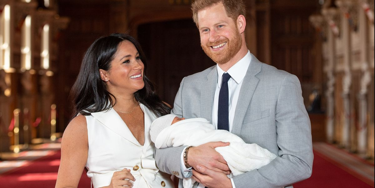 It Looks Like Meghan Markle Will Be Bringing Baby Archie to America Very Soon