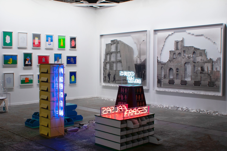 Recorremos ARCOmadrid 2020 en 10 obras de arte