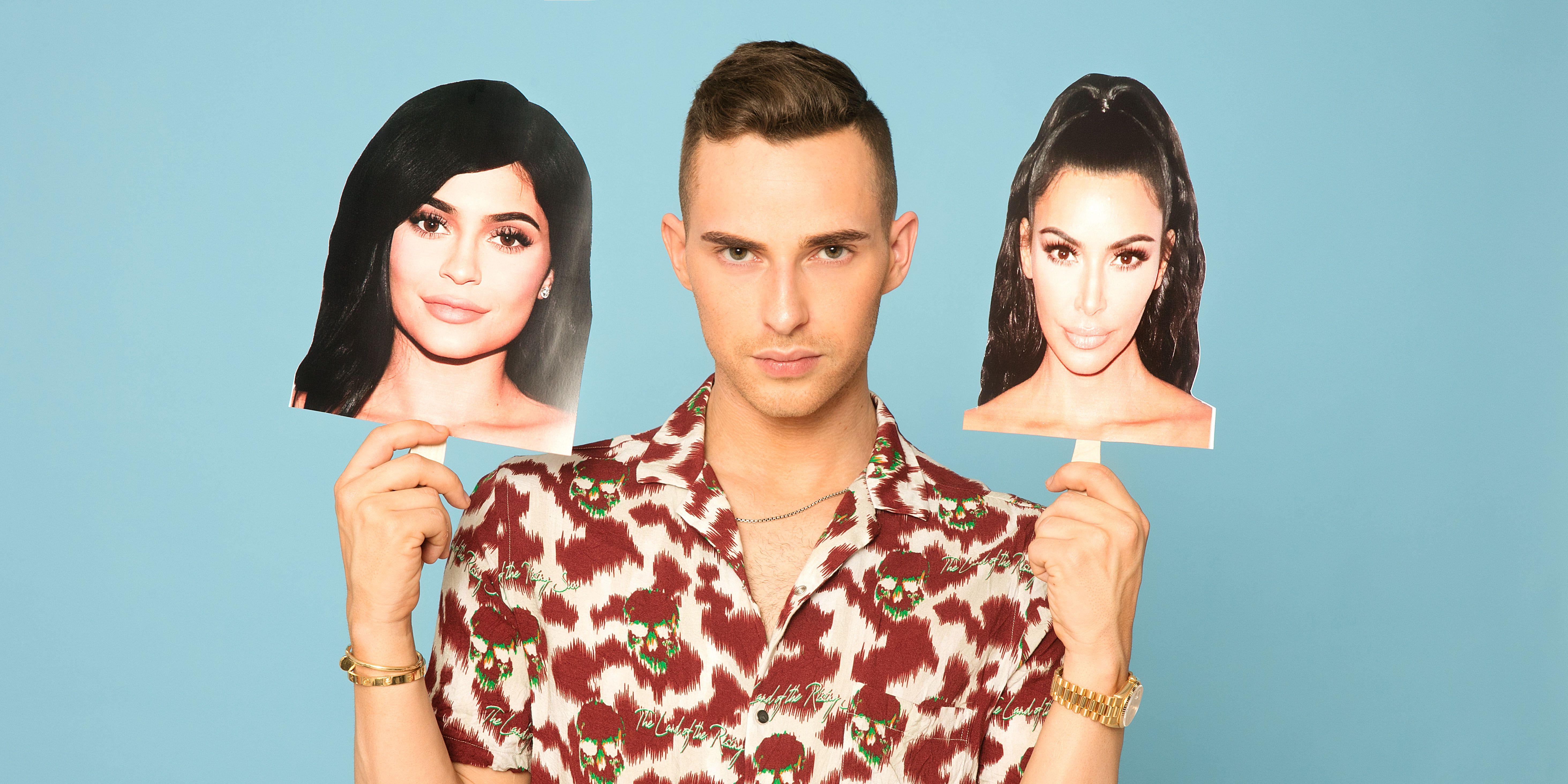 Adam Rippon Riffs On The Kardashians
