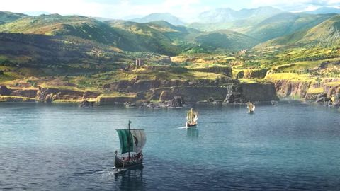 Assassin S Creed Valhalla Release Date Trailer And Gameplay