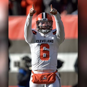 low priced 2c990 96538 Baker Mayfield: 100 percent of clothing line proceeds will ...