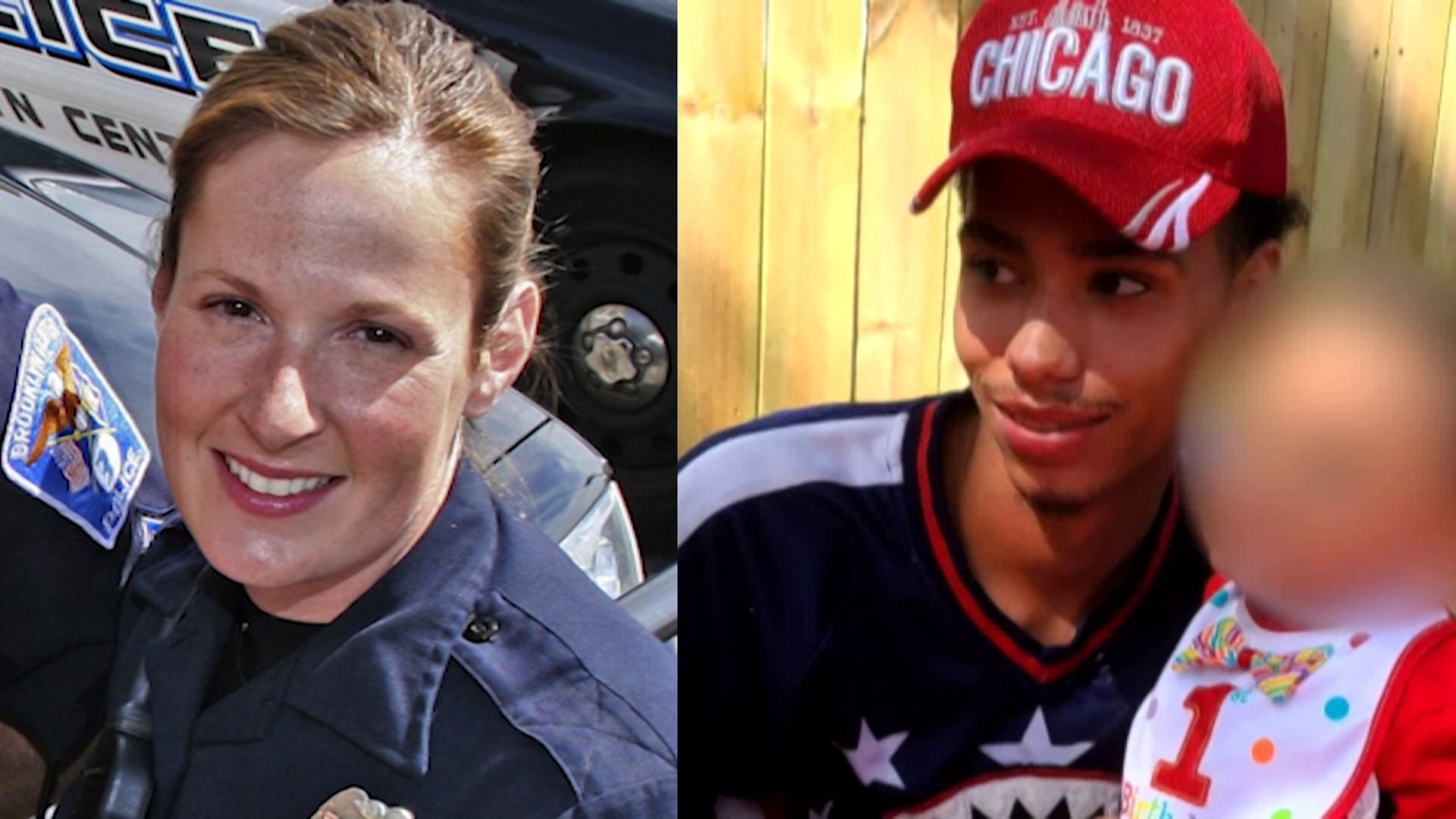 Former officer charged in killing of Daunte Wright
