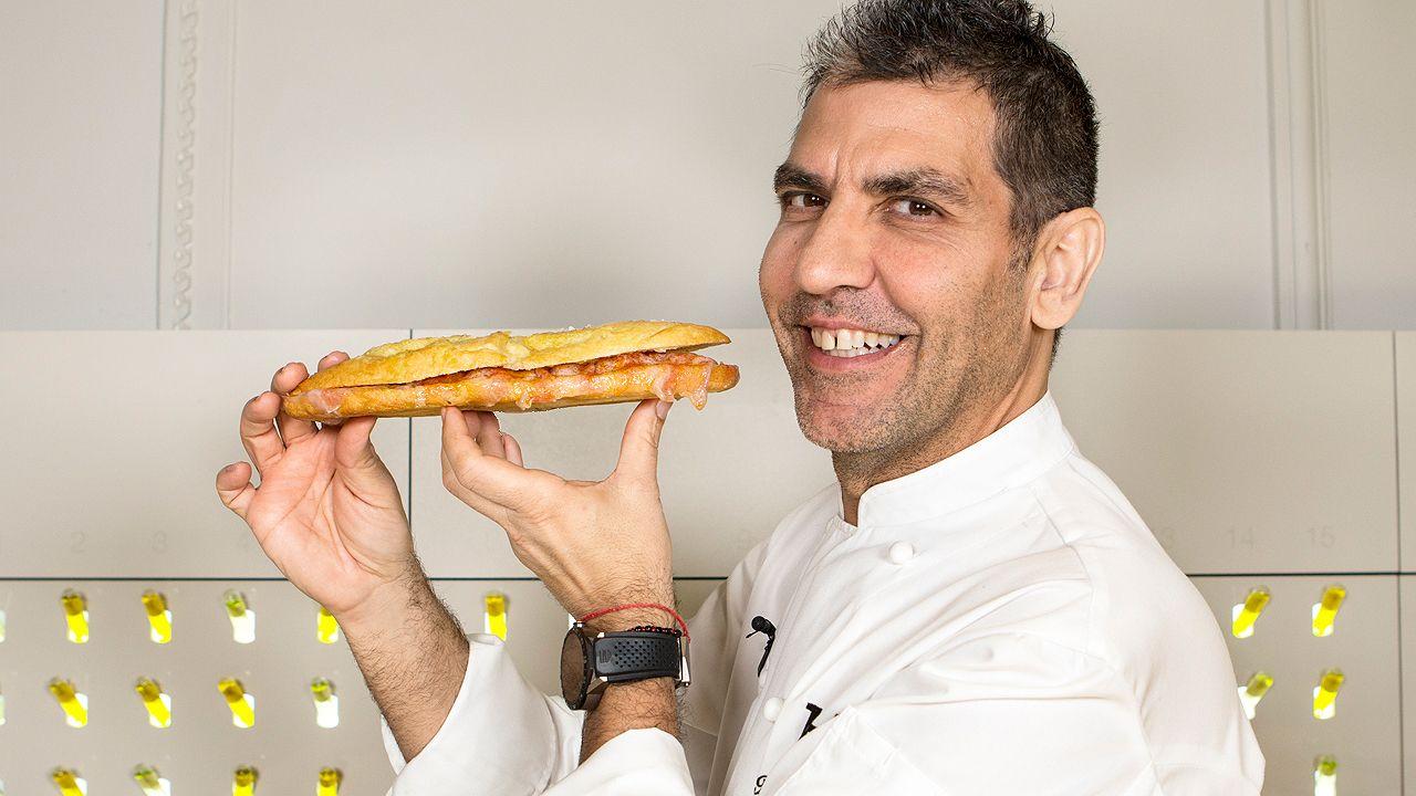 Cómo hacer el bocadillo perfecto by Paco Roncero - Receta del ...